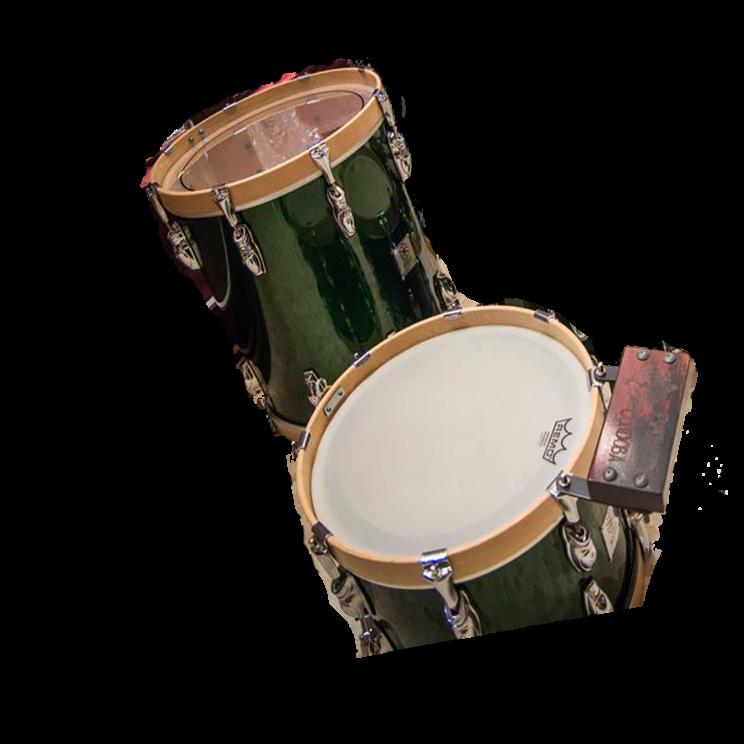 bombo y tambor